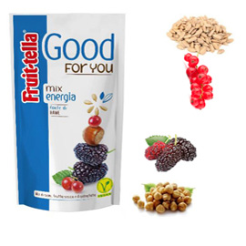 Mix Energia Good For You Fruitella - Minibag da 35gr