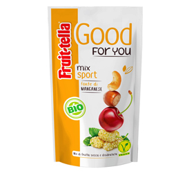 Mix Sport Good For You Fruitella - Minibag da 35gr