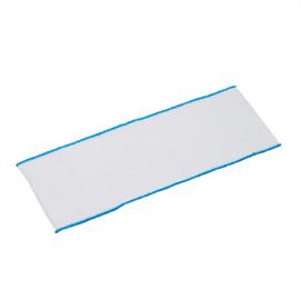 Swispo mop 50 panni 44x14cm bianco con bordo blu