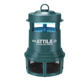 Zanzariera ATTILA verde c/lampada scorta
