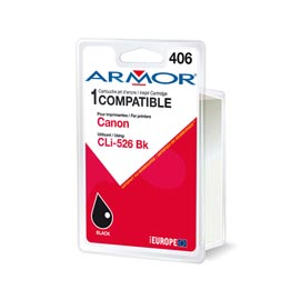 CARTUCCIA NERA PER CANONPIXMA IP4850, MG5150, MG5250, MG6150, MG8150 10ml
