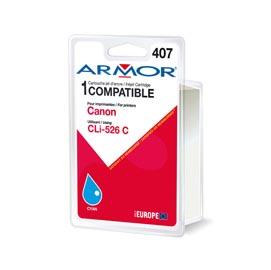 CARTUCCIA CIANO PER CANONPIXMA IP4850, MG5150, MG5250, MG6150, MG8150