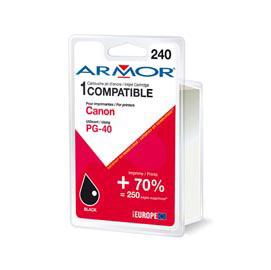 CARTUCCIA NERA PER CANON PIXMA IP1200, IP1300, IP1700, IP2200, IP2500