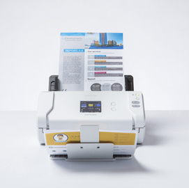 Scanner portatile 5 ppm/70ipm, risoluzione fino a 1.200 dpi