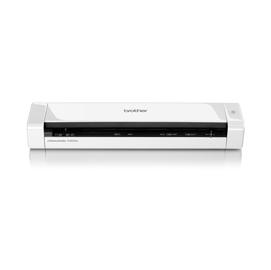 Scanner portatile A4 con F/R dual cis. 600x600 DPI, 7,5 PPM/10 IPM B/N E COL.