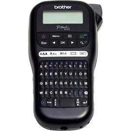 Etichettatrice palmare portatile, nastri serie TZe da 3.5 a 12 mm. Tastiera QWER