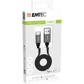 Emtec Cavo USB-A to type C T700