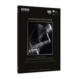 TRADITIONAL PHOTO PAPER, FORMATO 24X36' (60, 96X91, 44CM), 25 FOGLI