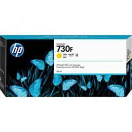 Cartuccia inchiostro Hp Giallo HP730