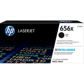 TONER NERO HP656X COLOR LASERJET ENTERPRISE M652-M653