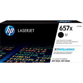 TONER NERO HP 657X COLOR LASERJET ENTERPRISE M681-M682