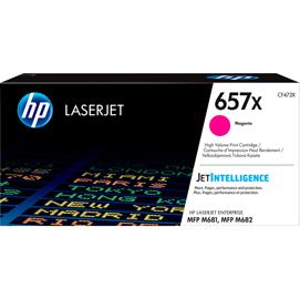 TONER MAGENTA HP 657X COLOR LASERJET ENTERPRISE M681-M682