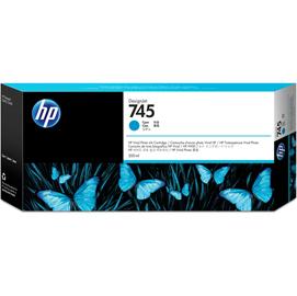 CARTUCCIA CIANO DESIGNJET HP 745 300 ML