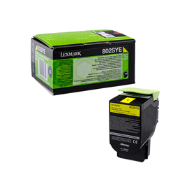 TONER CORPORATE 80C2SYE GIALLO RESA STANDARD