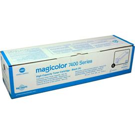 TONER NERO MAGICOLOR 7450