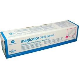 TONER MAGENTA MAGICOLOR 7450