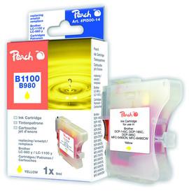 Cartuccia giallo per print c/brother lc980c lc1100c 12ml