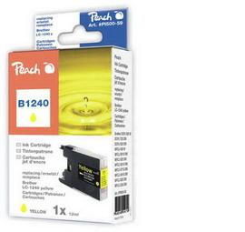 Cartuccia giallo per print c/brother lc 1240 12ml