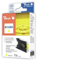 Cartuccia giallo per print c/brother lc 1280 19ml