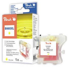 Cartuccia giallo per print c/brother dcp-j315w 14ml