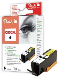 Cartuccia nera per print c/canon pgi 550 con chip 22ml