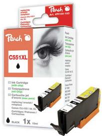 Cartuccia nera per print c/canon cli 551 con chip 10ml