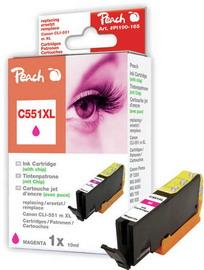 Cartuccia magenta per print c/canon cli 551 con chip 10ml
