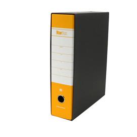 Registratore STARBOX f.to protocollo dorso 8cm giallo STARLINE/sfuso