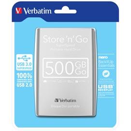 HARD DISK STORE 'N' GO USB 3.0 DA 500 GB